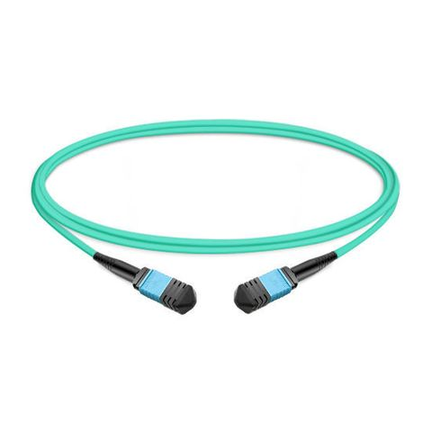 CERTECH 12 Core OM3, Female to Female MPO Cable, 2m