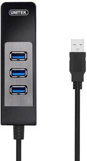 USB3.0 3-Port Hub + Gigabit Ethernet Converter