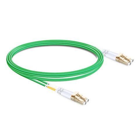 CERTECH LC-LC OM5 Duplex Fibre Patch Lead 1m