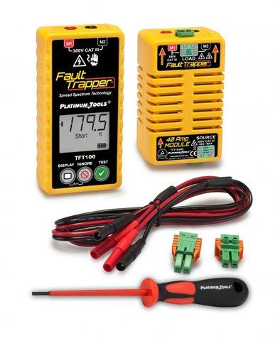 Platinum Tools Fault Trapper Arc Fault Circuit Tester and Fault Locator