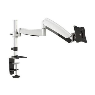 Brateck Counter Balance Gas Spring Arm LCD Desk Mount. Supports VESA 75x75 & 100x100