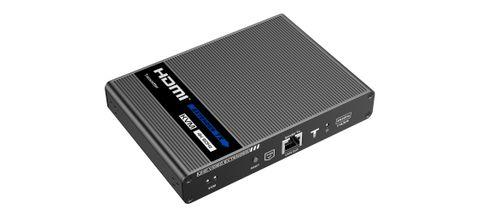 HDMI Extender w/ KVM Function over Cat6 to 70m, 4K@60Hz