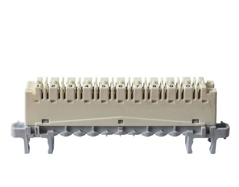 10 Pair Disconnect Module for use with Backmount & AMFIL/Profil Frames