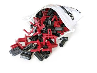 Rackstuds 50pc Pack, Duo 1RU Mounting Solution