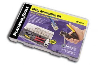 Platinum Tools 10G Termination Kit