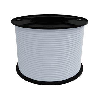 Figure 8 Cable 250m, 24/020, White LSZH Jacket w/ Black Stripe