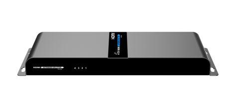 1 x 4 HDMI Extender Splitter over Cat6 to 120 Metres, 1080p