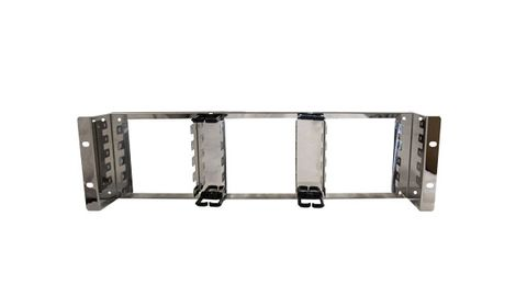 15 Way 19 Inch Rackmount Recessed Backmount Frame
