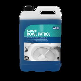 BOWL PATROL TOILET BOWL CLEANER 5L