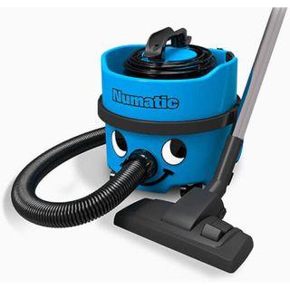 NUMATIC VNP180-2 NUPRO BLUE DRY VACUUM CLEANER 8L **NET PRICE**