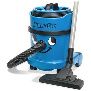 NUMATIC PSP370A PROSAVE BLUE DRY VACUUM CLEANER 15L
