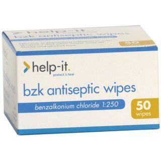 ANTISEPTIC WIPES 50S