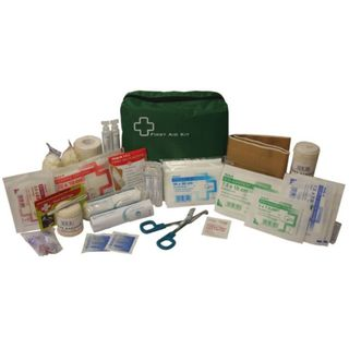 FIRST AID KIT FAK015 INDUSTRIAL 1-5  PERSON IN GREEN BAG - FAK015