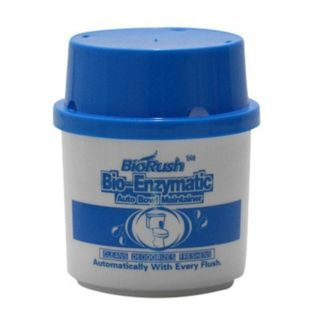 BIO RUSH BIO-ENZYMATIC TOILET BOWL CLEANER 200G