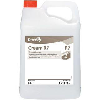 TASKI CREAM R7 CREME CLEANSER 5L (MPI C32)