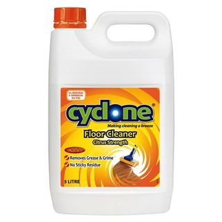 CYCLONE CITRUS FLOOR CLEANER 5L (MPI C32)