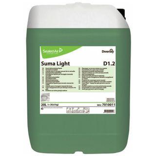 SUMA LIGHT D1.2 EMERALD MANUAL DISH LIQUID 20L  (MPI C32)