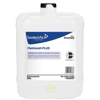 FLEETWASH PLUS VEHICLE CLEANER 20L  (MPI C37)