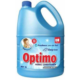OPTIMO FABRIC SOFTENER CONDITIONER 4L