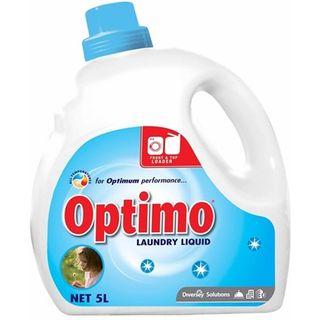 OPTIMO LAUNDRY LIQUID 5L  (MPI C33)