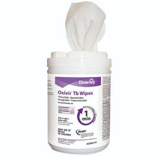 OXIVIR TB WIPES 15.2CM X17.8CM 160S (MPI C44)