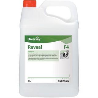 TASKI REVEAL F4 FLOOR CLEANER 5L (MPI C32)