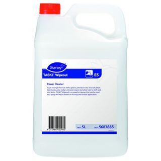 TASKI WIPEOUT MULTI-SURFACE CLEANER 5L (MPI C32)