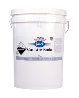 CAUSTIC SODA PEARL 25KG [DG-C8]