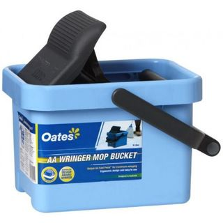 OATES BUCKET PLASTIC AA WRINGER MOP 9L (MB001-2)