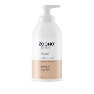 ZOONO HAND SANITISER 500ML