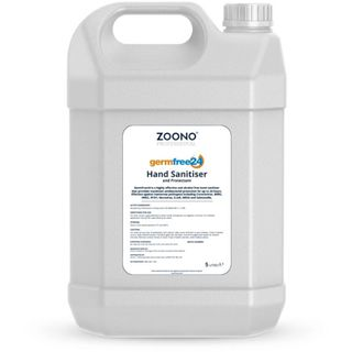 ZOONO HAND SANITISER 5L