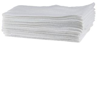 OATES MOP DUST DRY WHITE CLOTH (3 IN 1 SYSTEM) REFILLS 10S