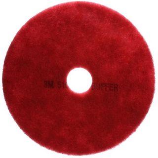 3M 5100 RED BUFFER FLOOR PAD 400MM 16'