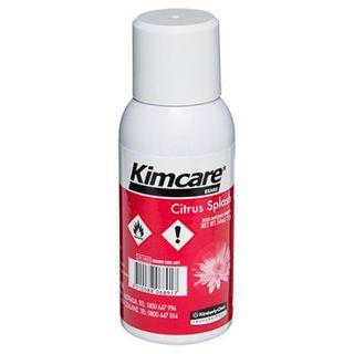 MICROMIST 3000 KIMCARE AIR FRESHENER REFILL 54ML - CITRUS SPLASH  [DG]