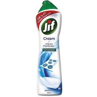 JIF CREAM CLEANSER REGULAR 500ML  (MPI C32)