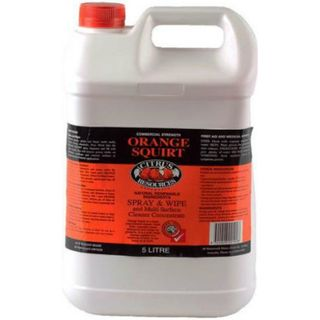 ORANGE SQUIRT SPRAY AND WIPE CONCENTRATE 5L