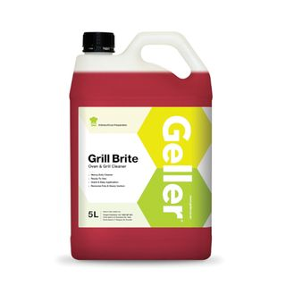 RAPIDCLEAN GRILL BRITE OVEN & GRILL CLEANER 5L  [DG-C8]