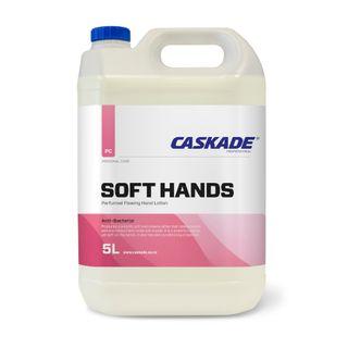 RAPIDCLEAN GENTLE PEARL LIQUID HAND SOAP 5L [MPI C52]