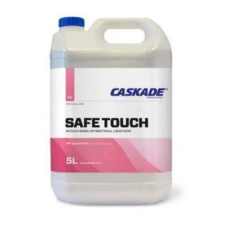 ANTIBACTERIAL UNPERFUMED LIQUID HAND SOAP WITH ANTISEPTIC PROPERTIES 5L