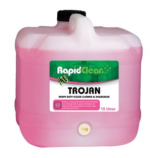 RAPIDCLEAN TROJAN HEAVY DUTY FLOOR CLEANER 15L (MPI C31)