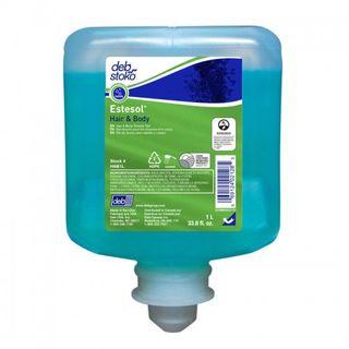 DEB ESTESOL HAIR & BODY SOAP REFILL 1L (MPI C52)