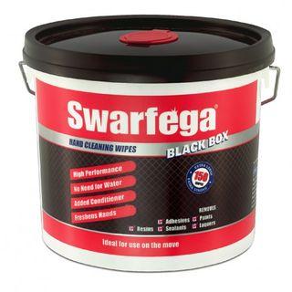 DEB SWARFEGA BLACKBOX WIPES 150S