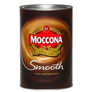 MOCCONA SMOOTH INSTANT COFFEE TIN 500G