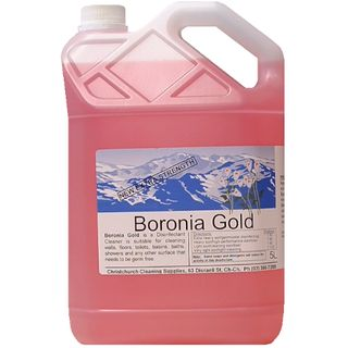 CCS BORONIA GOLD DISINFECTANT CLEANER 5L