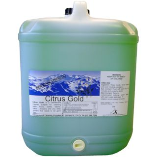 CCS CITRUS GOLD DISINFECTANT 20L