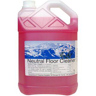 CCS NEUTRAL FLOOR CLEANER 5L