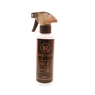 NAKED GLASS REPELLENT AND PROTECTOR 250ML