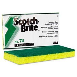 3M 74 SCOTCH-BRITE SCRUB SPONGE