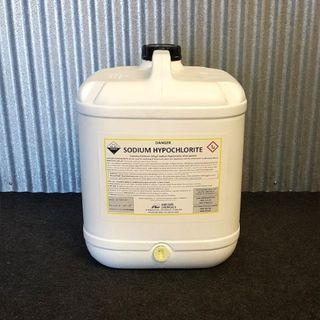 SODIUM HYPOCHLORITE 13.5% 20L  [DG-C8] (MPI C43)