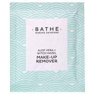 BATHE MARINE MAKE UP REMOVER TOWELETTES 150S - BATHMR